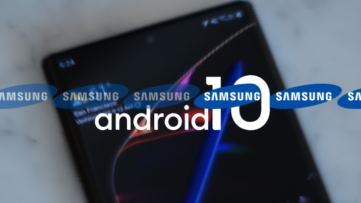 [Update: US beta teaser] Samsung may begin Android 10 beta for Galaxy S10, Note10 in just weeks