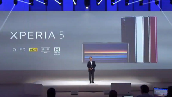 Sony spotted preparing to introduce Xperia 5 at IFA 2019