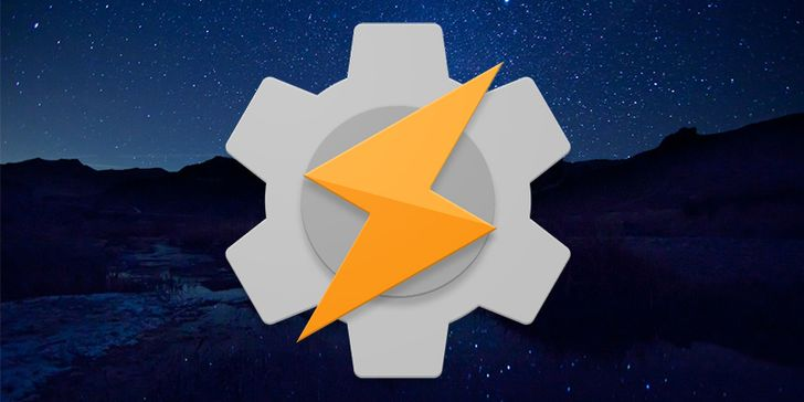 Tasker beta can react to Logcat entries, opening up a whole new set of actions