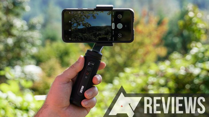 Zhiyun Smooth-Q2 review: A great travel gimbal that's perfect for beginners