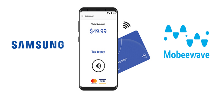 Samsung phones will soon function as payment terminals for retail stores worldwide