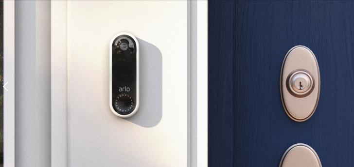 Arlo announces video doorbell with a 180-degree 'vertical view' and direct-to-mobile video calls (Update: Now available)