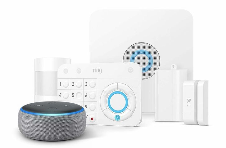 Ring's security system is down to $150 for Prime members ($50 off) and comes with a free Echo Dot