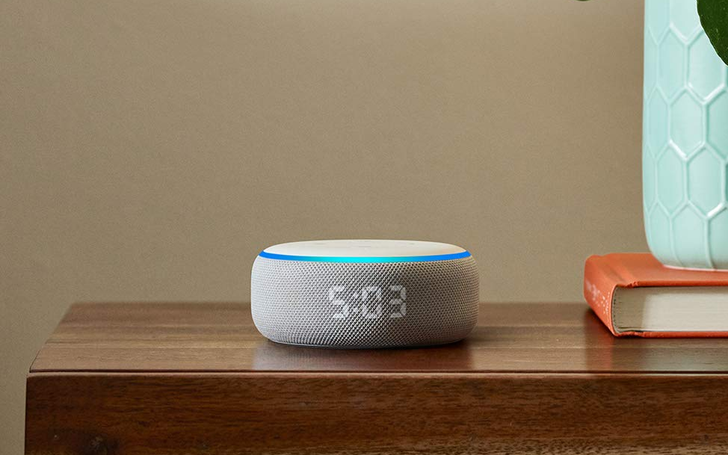 Take $10 off your preorder of an Amazon Echo Dot with clock ($49.99) - The Reports