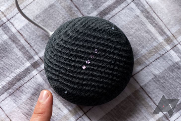 Google Home testing separate Assistant voice volume setting