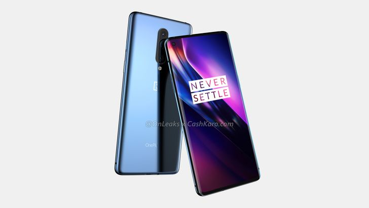 Images of the OnePlus 8 are here about six months before the phone is