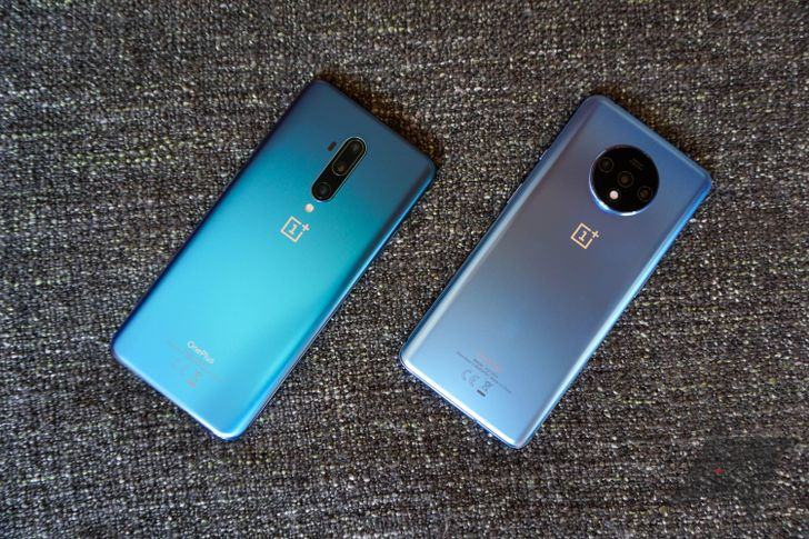 OnePlus 7 and 7T series have just received their last Android 10 update