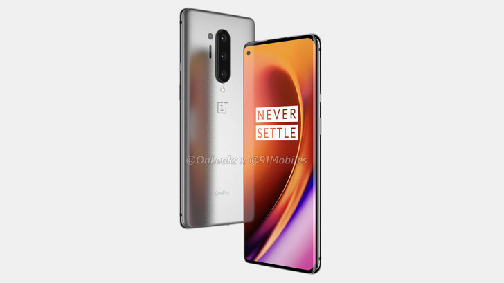 OnePlus 8 Pro might eschew the pop-up cam for a hole-punch display