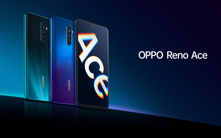 The Oppo Reno Ace is the first phone that can fully charge in 30 minutes