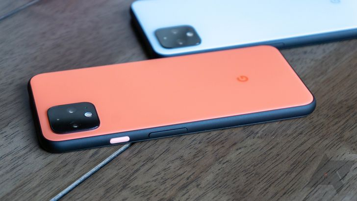 Pixel 4 has USB video output disabled in software