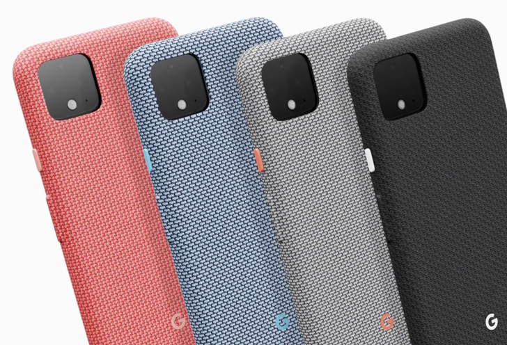 Pre-order an official Pixel 4 fabric case for $40 from the Google Store