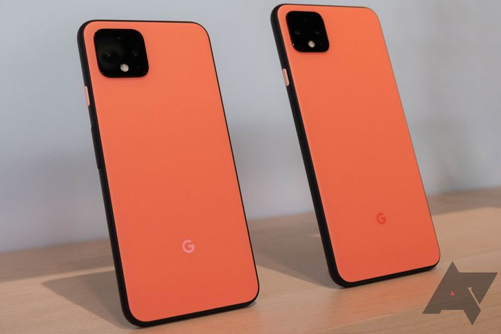 Leaked Google ad discounts the Pixel 4 and 4 XL by $200 for Black Friday sale