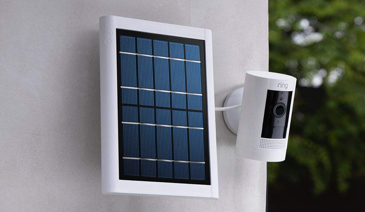 Ring's new Plug-in, Battery, and Solar Stick Up Cams are available for purchase on Amazon