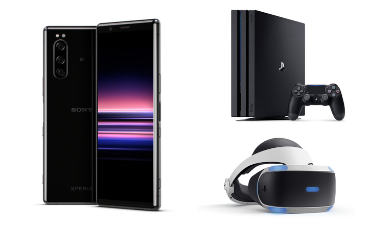 UK exclusive: Activate a Sony Xperia 5 on EE and receive a free PlayStation 4 or PSVR Starter Pack