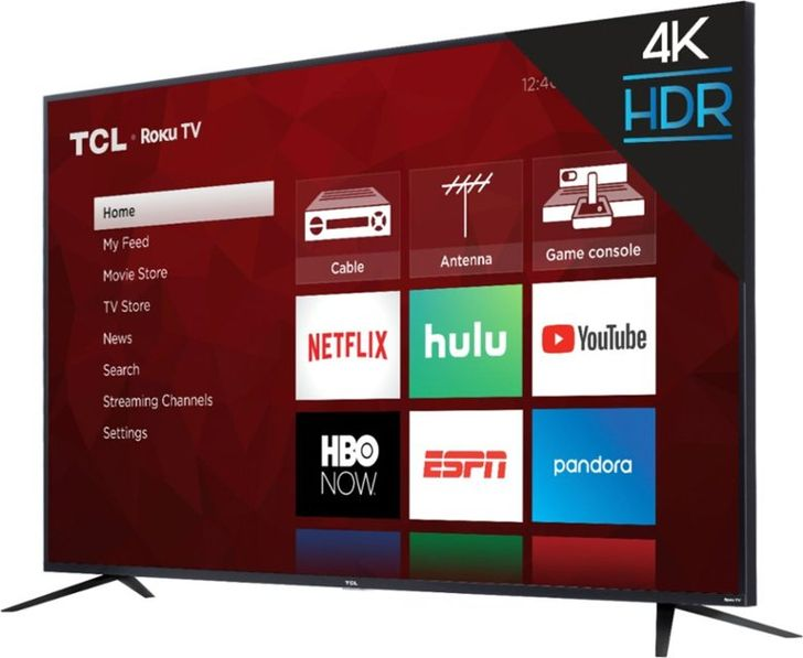 Get a 75-inch 4K TCL Roku TV with HDR10 for $700 on Amazon and Best Buy — $200 off (Updated)