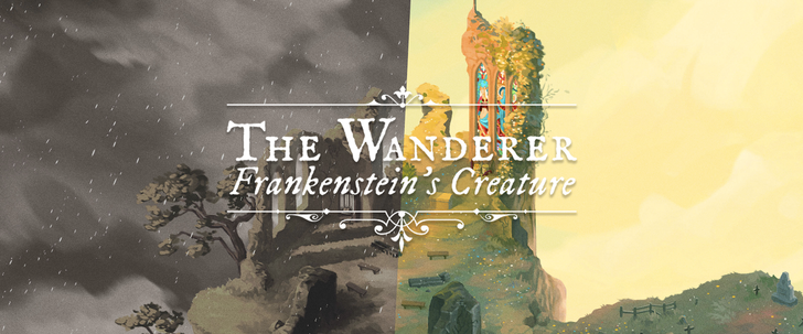 The Wanderer: Frankenstein's Creature is a beautiful adventure game coming to Android in November