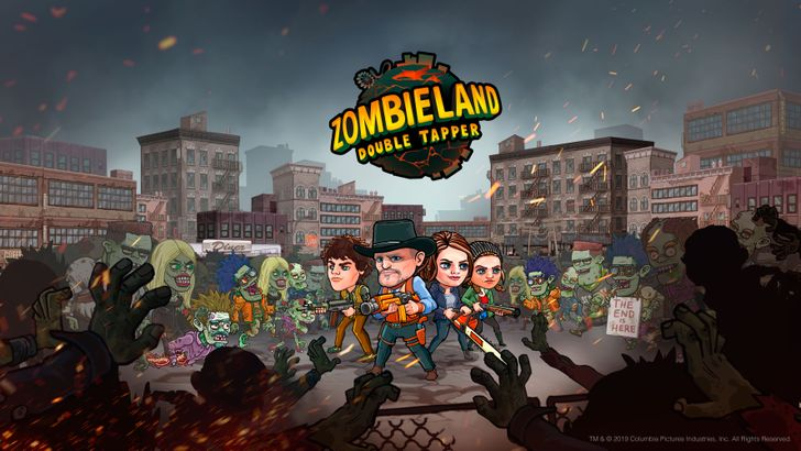 Zombieland: Double Tapper is a F2P idle game that serves double-duty as an advertisement