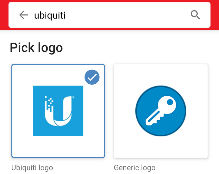[Update: Cross-device sync planned] Authy beta finally lets you add the correct logos to your accounts