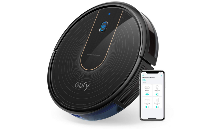 Today only, Eufy's Wi-Fi-connected RoboVac 15C is just $170 ($80 off)