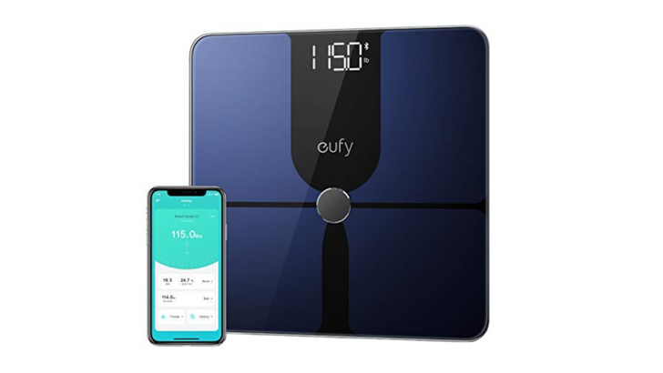 Get Eufy's Smart Scale P1 for just $25, its lowest price ever ($20 off)