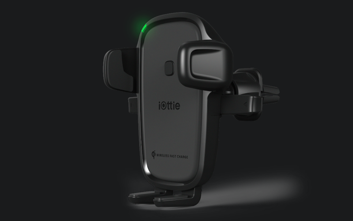 iOttie made a fast, Pixel-compatible wireless charger for your car