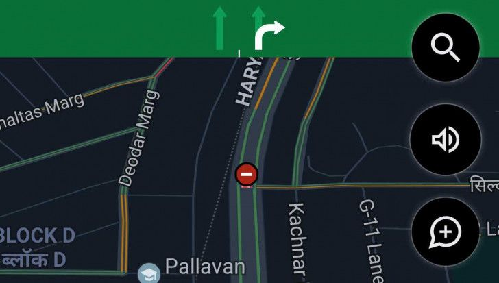 Google Maps adds Waze-like crowdsourcing with 4 new incident types