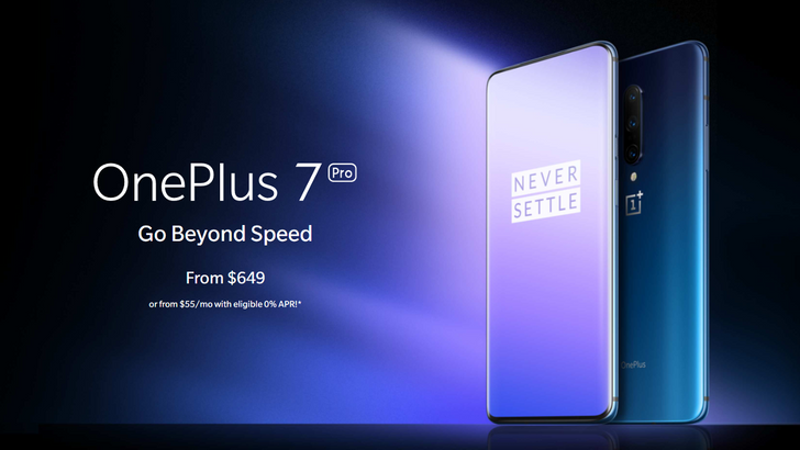 OnePlus 7 Pro with 8GB RAM now discounted to $649 ($50 off)