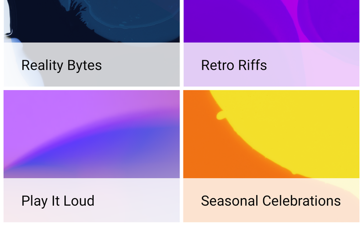 Google Sounds 2.2 adds two categories of loud and seasonal ringtones [APK Download]