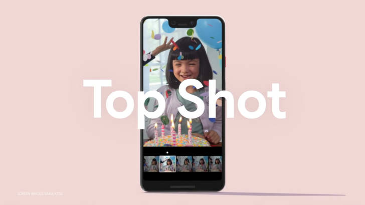 (Update: Live, APK) Top Shot will be available for short videos on the Pixel 4, 3, and 3a