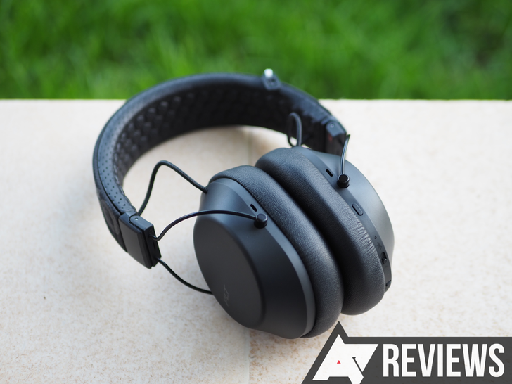 Plantronics BackBeat Fit 6100 review: Good, gym-friendly over-ear headphones