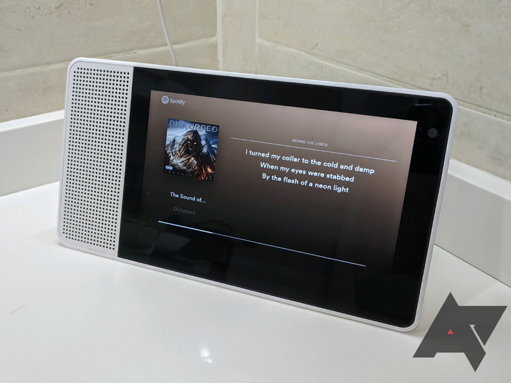 Spotify's Behind the Lyrics roll out to Google Nest Hubs and other Smart Displays