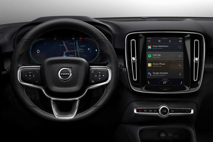 [Update: It launched] Volvo XC40 will be one of the first cars to run Android Automotive