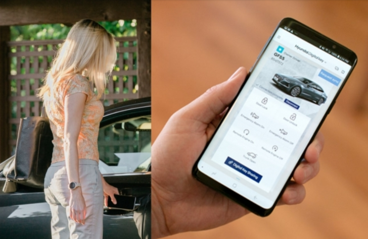 Hyundai's first digital car key app is live on the Play Store for the 2020 Sonata