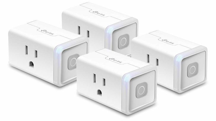 Stock up on smart plugs with TP-Link's 4-pack deal for $40 ($10 off)