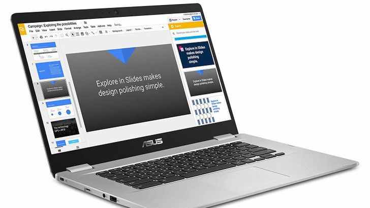 Today only: Grab a refurbished Asus Chromebook C523 for just $175