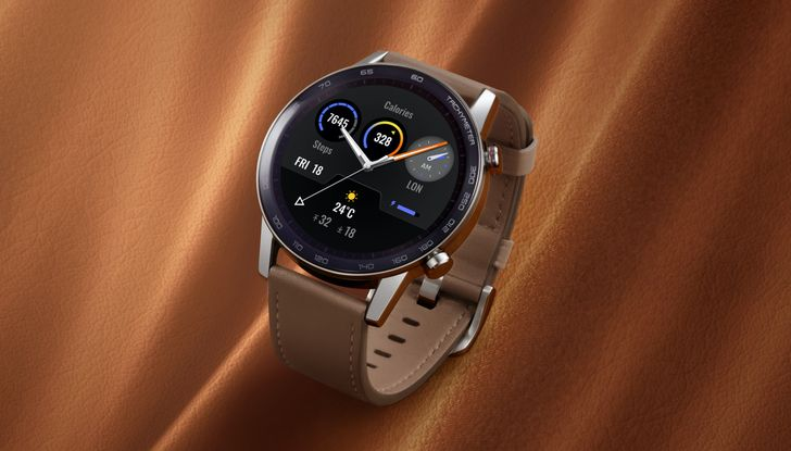 Honor MagicWatch 2 is a health-focused wearable with two-week battery life