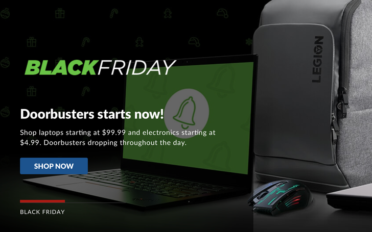 Lenovo unleashes Black Friday deals on Chromebooks, smart displays, and more