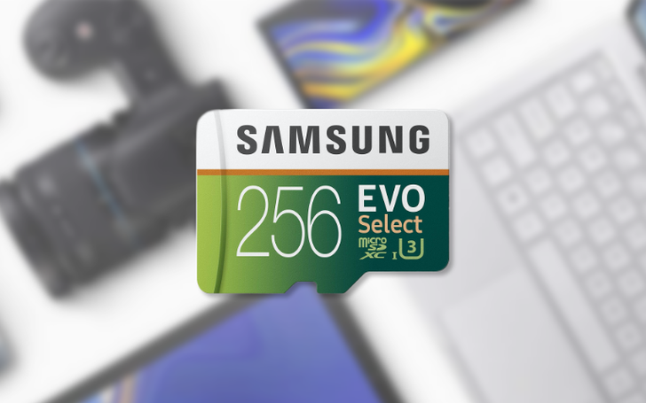 Save up to 24% on Samsung microSDXC Evo Select memory cards, starting at just $6