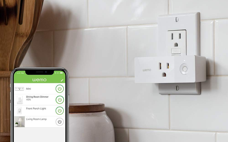 Wemo Mini Smart Plug hits an all-time low of $16 ($19 off) on Amazon