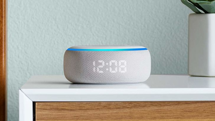 The new Echo Dot clock has dropped to $40 ($20 off)