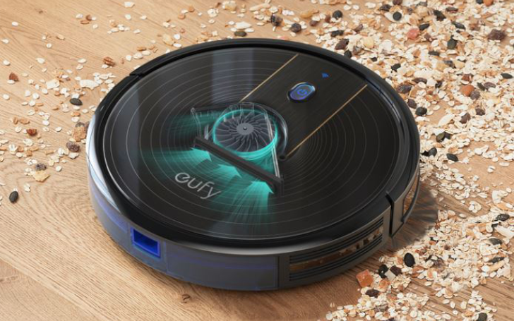 Right now you can buy a smart robotic vacuum for less than a 'normal' one
