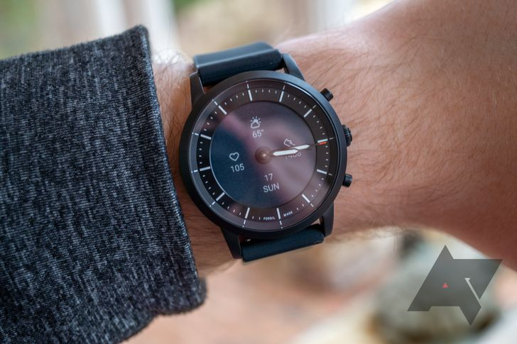 Fossil just fixed the biggest problem with its Hybrid HR smartwatch