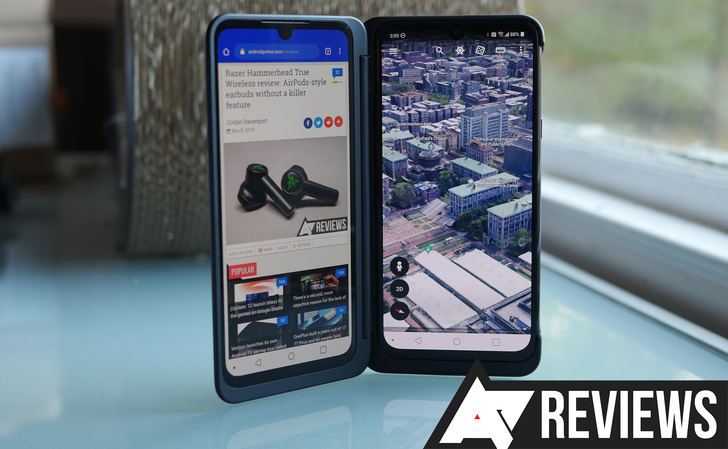 LG G8X ThinQ with Dual Screen review: A different way to fold, with trade-offs all its own