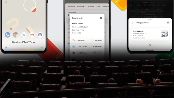 Google officially rolls out Duplex-powered Assistant for booking movie tickets on Android