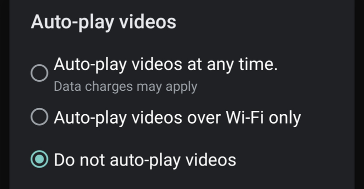 Google Play Store autoplay videos are coming, but you'll be able to turn them off