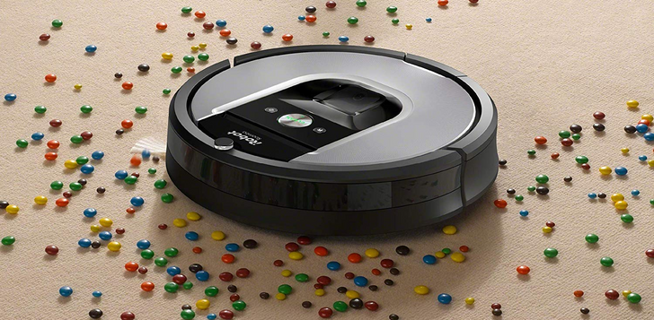 Black Friday iRobot sales discount multiple models, including Roomba 960 for $250 off