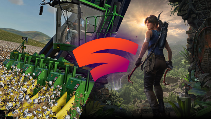 Stadia Pro adds Tomb Raider: Definitive Edition, Farming Simulator 19 as free games on December 1 (Update: Refund for purchases)