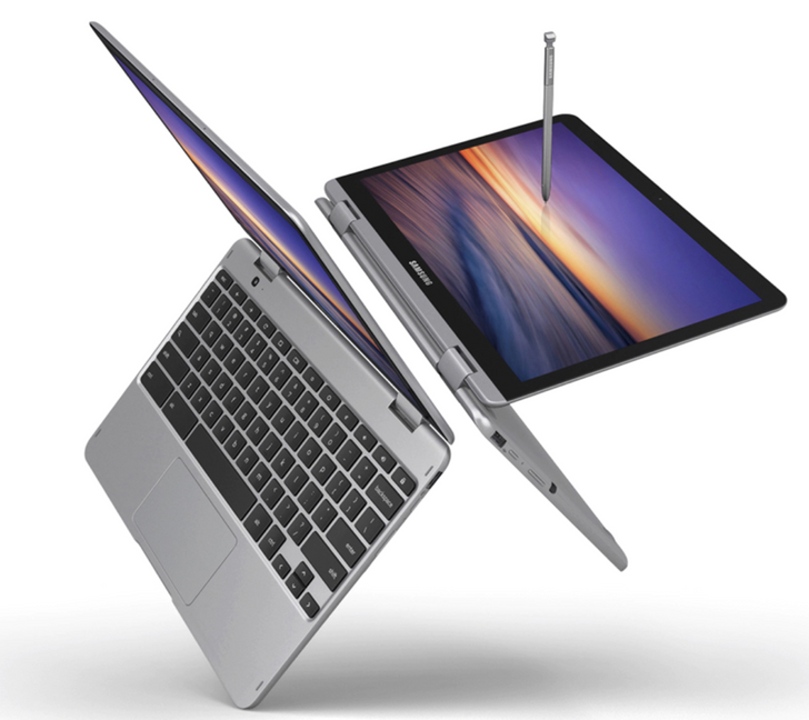 Get a lightweight 2-in-1 Samsung Chromebook Plus V2 for just $329 ($171 off)
