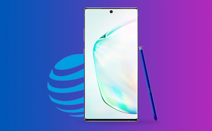AT&T Note10+ 5G available as of today, pre-orders now shipping