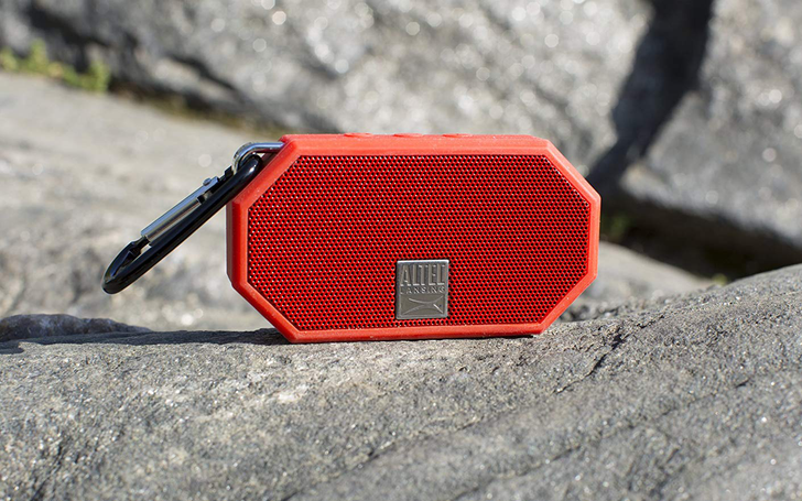 Impulse buy this Altec Lansing Mini Bluetooth Speaker from Amazon for just $12 ($18 off), today only